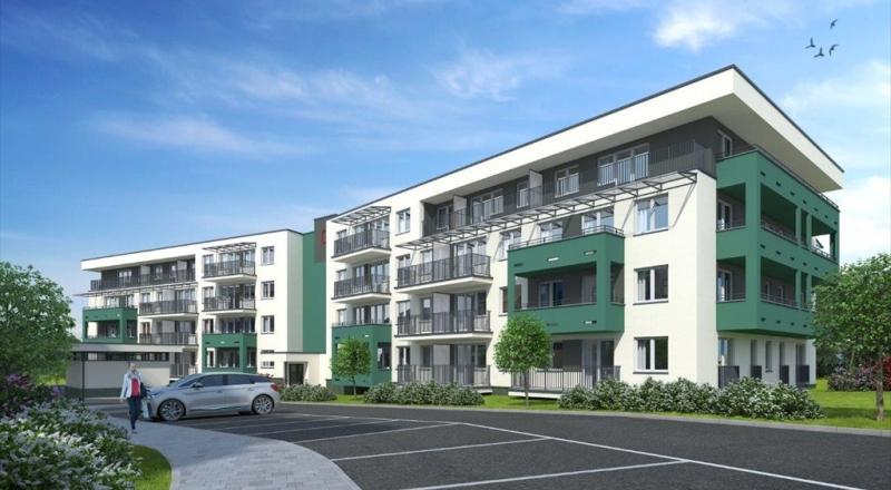 Nowa Huta - nowe mieszkania budowane przez dewelopera