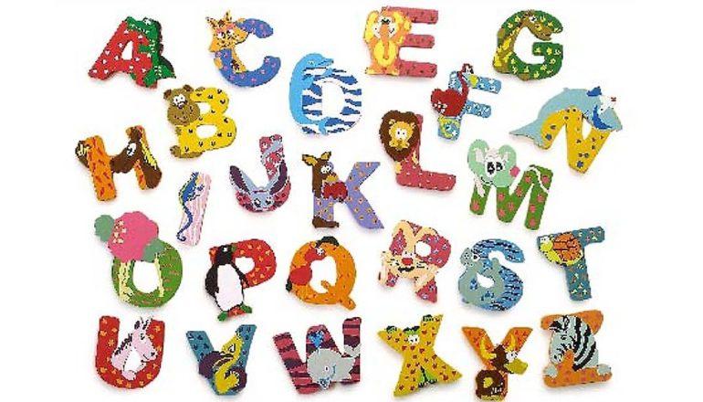 nauka alfabetu - angielski dla dzieci