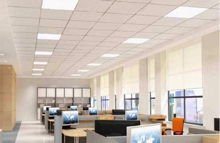 Panel LED natynkowy i podtynkowy